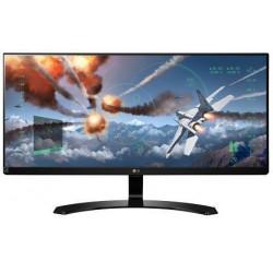 """Monitor LCD LG 29"""" LED IPS 29UM68-P HDMIx2 DP 21:9 głośniki black"""