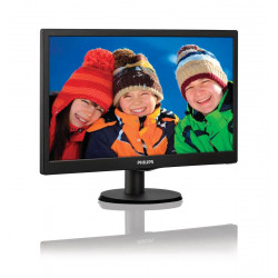 "Monitor LCD Philips 18,5"" LED 193V5LSB2/10"