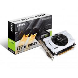 Karta VGA MSI GTX950 OC 2GB GDDR5 128bit DVI+HDMI+DP PCIe3.0 - bez opakowania (OEM)