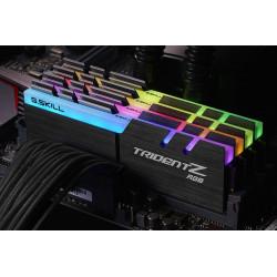 Pamięć DDR4 G.Skill Trident Z RGB 32GB (4x8GB) 3000MHz CL14 1,35V